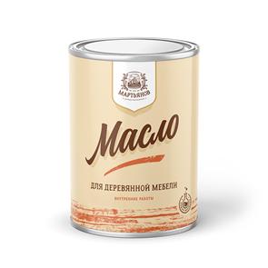 Масло для деревянной мебели «Мартьянов»