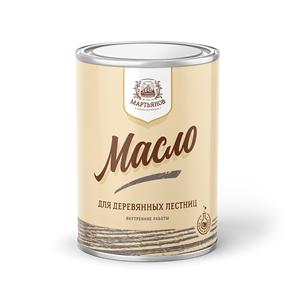 Масло для деревянных лестниц «Мартьянов»